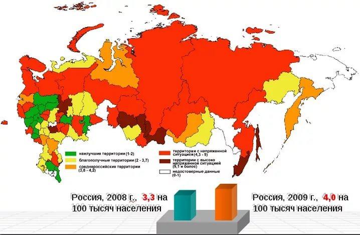 Рейтинг стран по числу гомосексуалистов