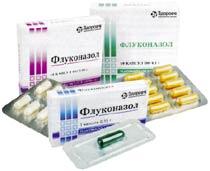 флуконазол от простатита